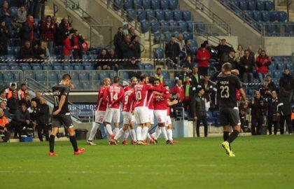 הפועל ממשיכה במומנטום עם ניצחון 0:1 על הרצליה