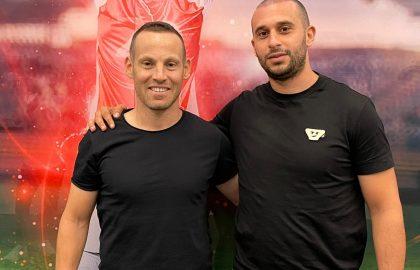 עומר דמארי מונה למאמן נערים א'